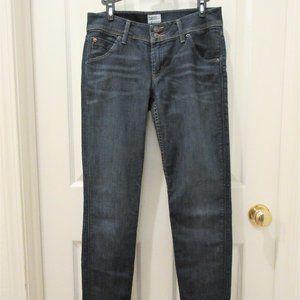 Hudson Women's Size 28 Collin Flap Skinny Jeans